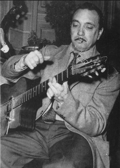 Django Reinhardt Stephane Grappelly With Quintet Of The Hot Club Of France The Parisian Swing
